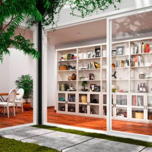 Librerías Estanterías 107C